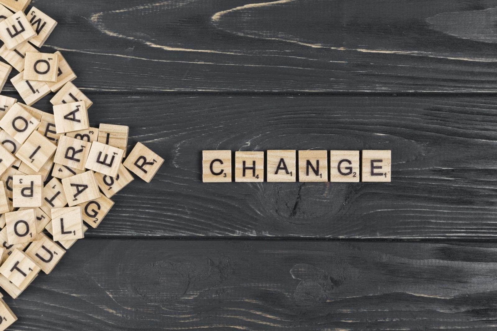 oser changer de vie